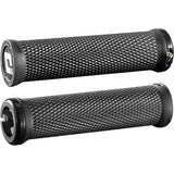 ODI Elite Motion Grip-Black/Black-D33MTB-B-Pushbikes