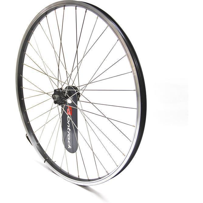 Ontrack 26in Rear Wheel 9 Speed Disc 6-Bolt Novatec-Adventure Black-WHC870-Pushbikes