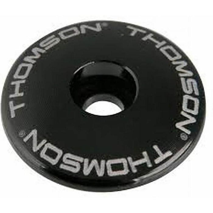 Thomson Stem Cap-Black-THSM-A001-BK-Pushbikes