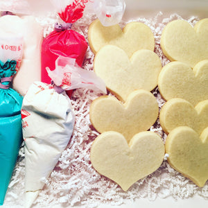 GLUTEN FREE cookie decorating kit