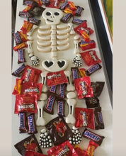 Load image into Gallery viewer, Full skeleton party platter