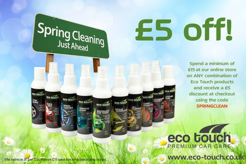 Spring Clean £5 off
