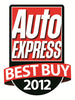 Auto Express Best Buy 2012 logo