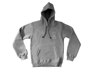 Yroshy Adult Hoodie Grey - Yroshy Fightwear
