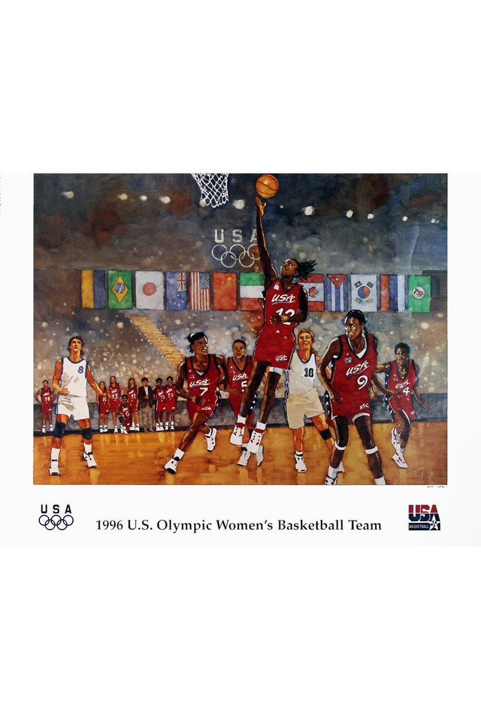 1996 US Olympic women's basketball