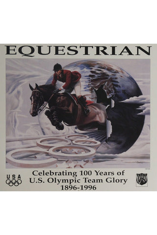 Celebrating 100 Years, Equestrian