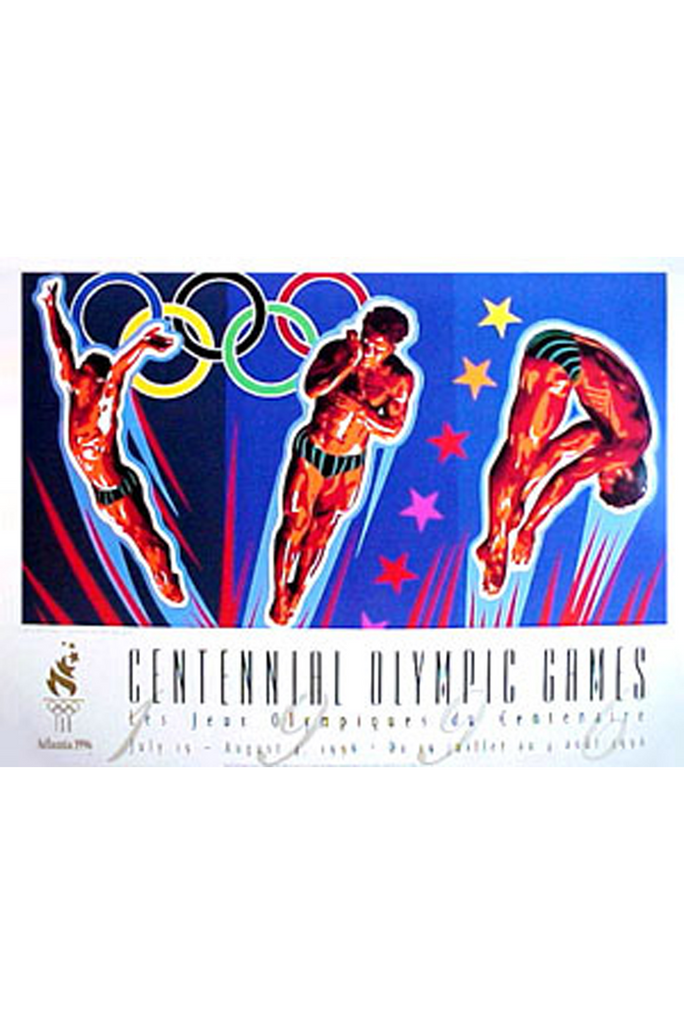 Centennial Olympic Diving