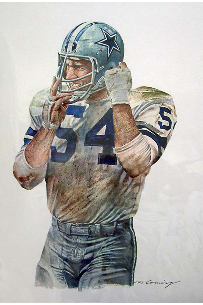 Dallas Cowboys #54