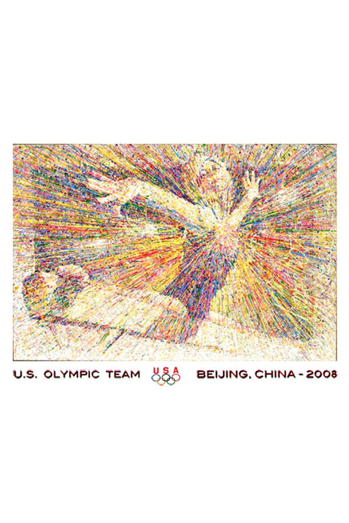 US Olympic Team Beijing China