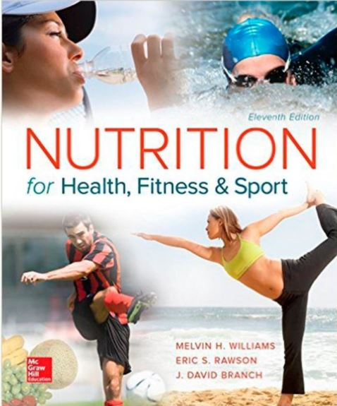 Nutrition for Health Fit and Sport