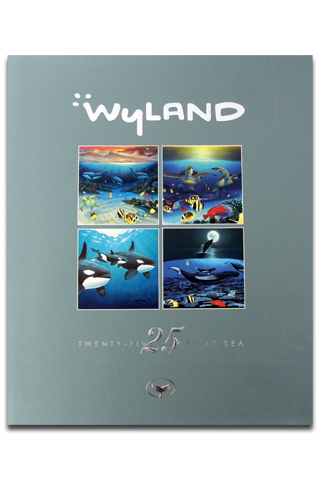 Wyland - Twenty-five Years at Sea