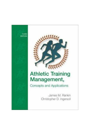 Athletic Training Management Concepts