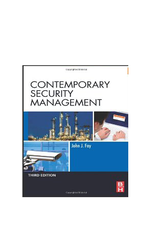 Contemporary Security Management