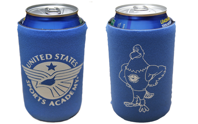 Drink Hugger Sammy Eagle (Blue)