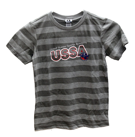 Toddler striped tee