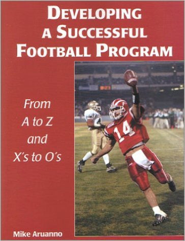 Developing a Successful Football Program  from A-Z and X's to O's