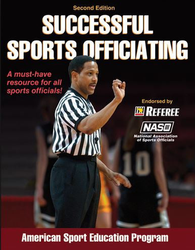Successful Sports Officiating