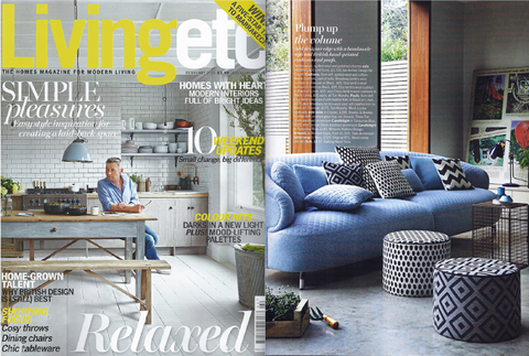 February issue of Living etc