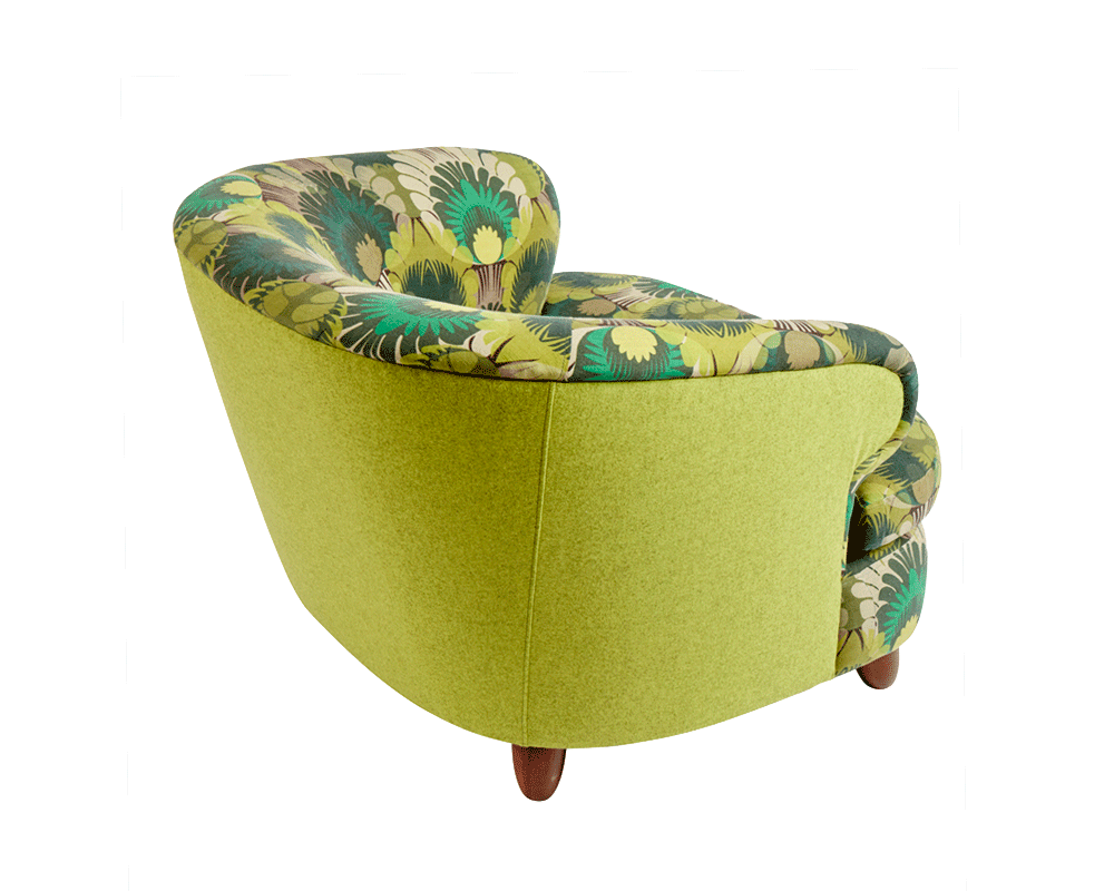 Jumbo Tub Chair - Archer + Co