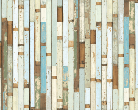 Scrapwood Wallpaper by Piet Hein Eek - PHE-03 - Archer + Co