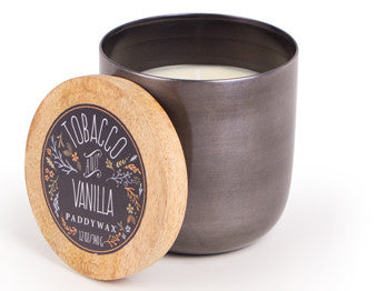 Padywax- 18oz Foundry Candle- Brass. - Archer + Co