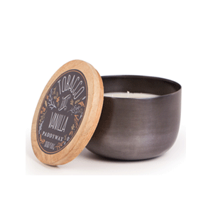 Padywax- 18oz Foundry Candle- Gunmetal - Archer + Co