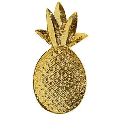 Small Gold Pineapple Dish - Archer + Co