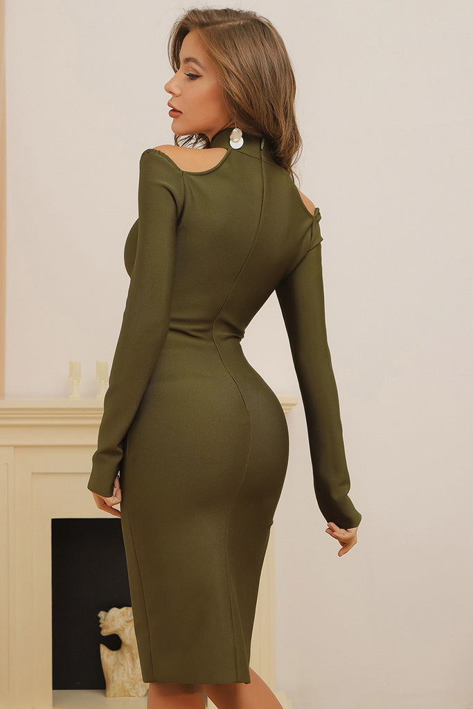 Zavan Bandage Dress