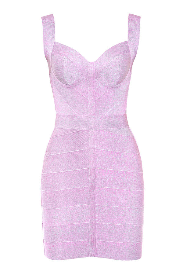 Kater Violet Mini Bandage Dress