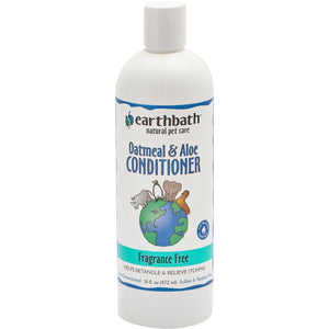 Earthbath Oatmeal & Aloe Conditioner-Grooming-The Classic Pooch