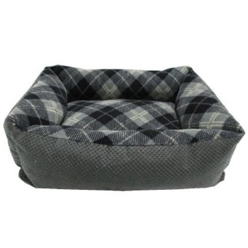 Tartan Plaid Small Lounger