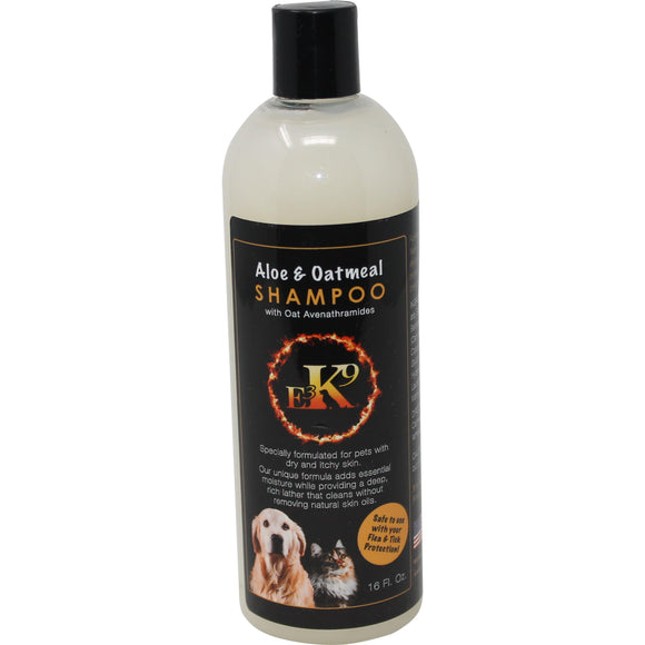 Aloe Oatmeal Shampoo-Health and Beauty-The Classic Pooch