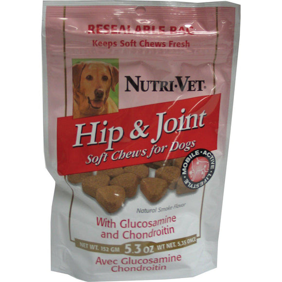 Hip & Joint Soft Chew-Health Care-The Classic Pooch