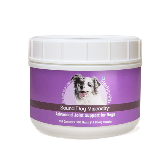 Herbsmith Sound Dog Viscosity - Joint Support for Dogs-Supplements-Herbsmith Inc.-76 mg powder-The Classic Pooch