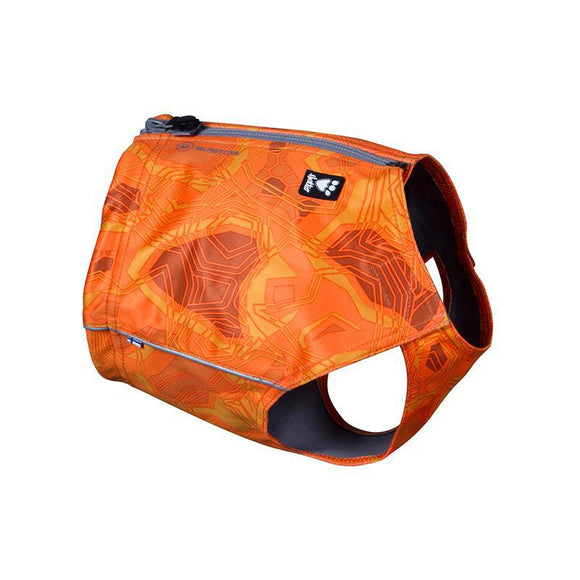 Hurtta Ranger Vest (Bug Blocker)-Apparel-Hurtta-X-Small-Orange Camo-The Classic Pooch