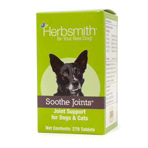 Herbsmith Soothe Joints-The Classic Pooch-90 ct tablets-The Classic Pooch