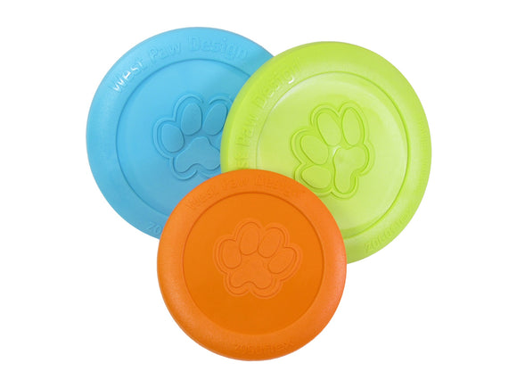 Zisc Zogoflex, Large Tangerine-Toys-The Classic Pooch-The Classic Pooch
