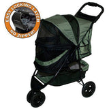 No-Zip Special Edition Stroller-Strollers-Pet Gear-Sage-The Classic Pooch