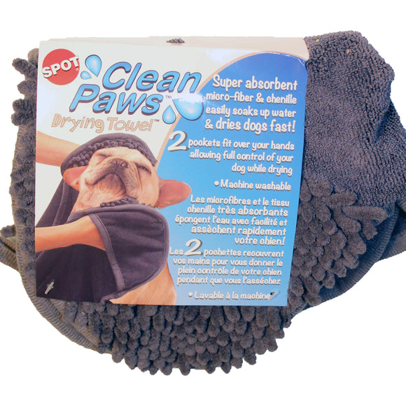 Clean Paws Drying Towel-Grooming-The Classic Pooch