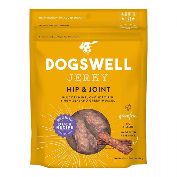 Dogswell Jerky Hip & Joint Dog Treats - Duck-Dog Treat-The Classic Pooch