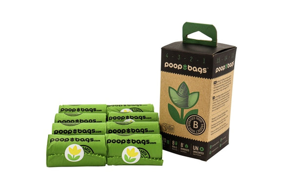 The Original Poop Bags® Countdown Rolls®-The Classic Pooch-The Classic Pooch
