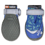 Dog Helios 'Surface' Premium Grip Performance Dog Shoes-Apparel-Pet Life-Small-Blue-The Classic Pooch