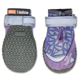 Dog Helios 'Surface' Premium Grip Performance Dog Shoes-Apparel-Pet Life-Small-Purple-The Classic Pooch