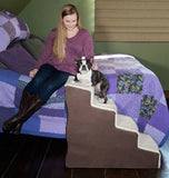 Pet Gear Easy Step IV Deluxe Soft Step-Stairs & Ramps-Pet Gear-The Classic Pooch