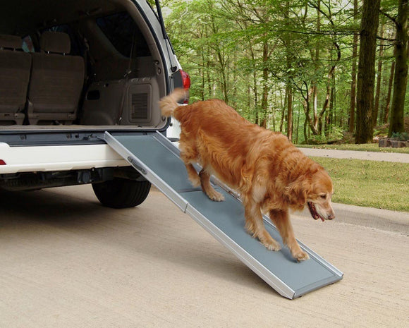 Radio System Corp. Deluxe Telescoping Pet Ram-Car Accessories-Solvit-The Classic Pooch