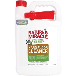 Nature's Miracle Hard Floor Cleaner-potty time-The Classic Pooch