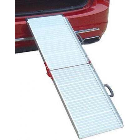 Penn Plax Aluminum Dog Ramp-Car Accessories-Penn Plax-The Classic Pooch