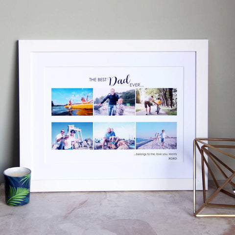 Daddy Photo Gift