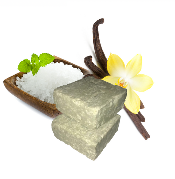 Sea Salt Vanilla Soap Bar