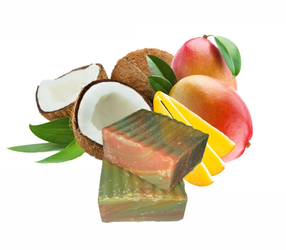 Coco Mango Soap Bar